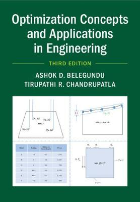 9781108424882 - Optimization Concepts and Applications in Engineering