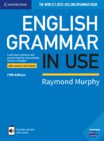 9781108586627 English grammar in use book with answers (+ eBook access)