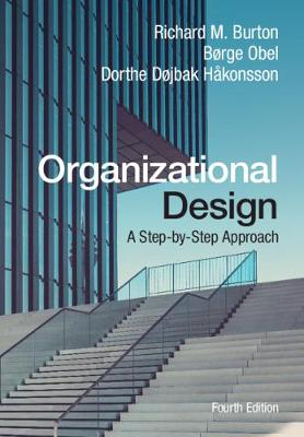9781108717564 - Organizational Design: A Step-by-Step Approach