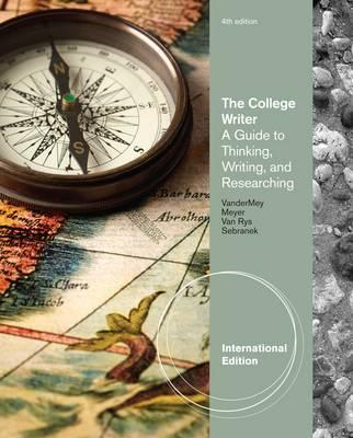 9781111341466 - The college writer