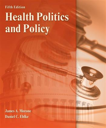 9781111644154 - Health Politics And Policy