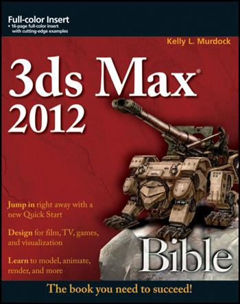 9781118022207 - 3ds Max 2012 Bible