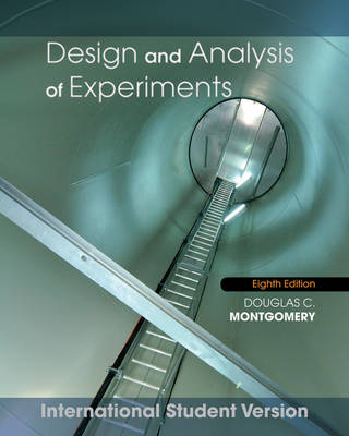 9781118097939 - Design Analysis Experiments
