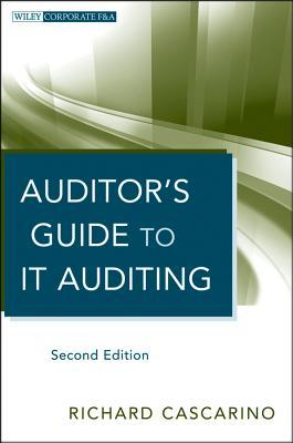 9781118147610 - Auditor's guide to IT Auditing