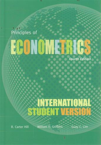 9781118324035 - Principles of econometrics and using stata (pakket)