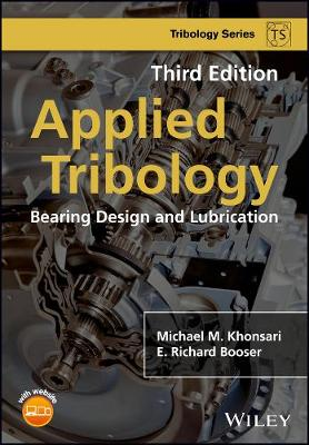 9781118637241 - Applied Tribology: Bearing Design and Lubrication,  3rd Edition