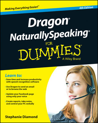 9781118961544 - Dragon Naturally Speaking For Dummies