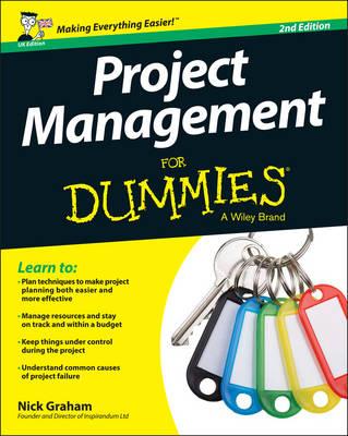 Project Management for Dummies UK