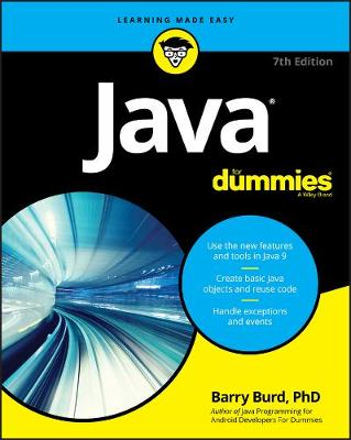 9781119235552 - Java for Dummies