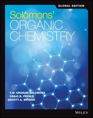 9781119248972 - Solomons' Organic Chemistry, global edition