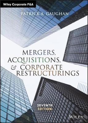 9781119380764 - Mergers, Acquisitions, and Corporate Restructurings
