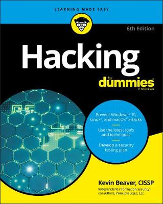 9781119485476 - Hacking For Dummies