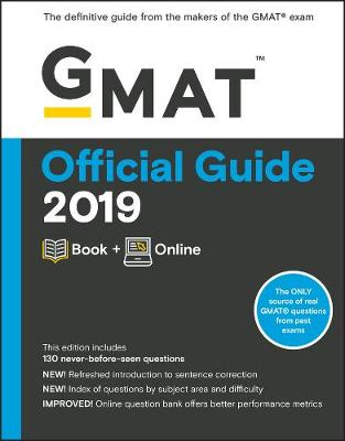 9781119507673 - Gmat Official Guide 2019: Book + Online