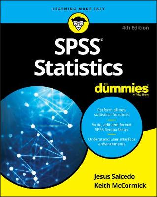 9781119560838 - SPSS Statistics For Dummies