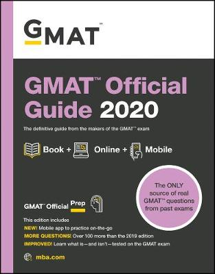 9781119576068 - Gmat Official Guide 2020: Book + Online