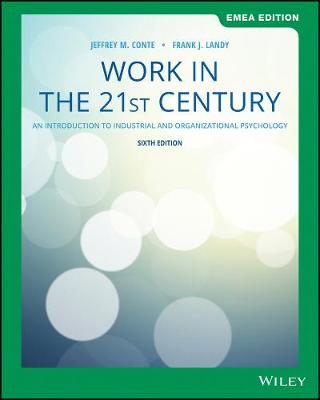 9781119590262 - Work in the 21st Century