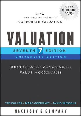 9781119611868 - Valuation: Measuring and Managing the Value of Companies, University Edition