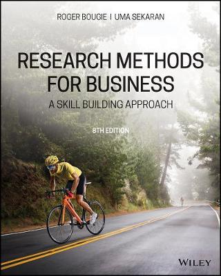 9781119663706 - Research Methods For Business: A Skill Building Approach