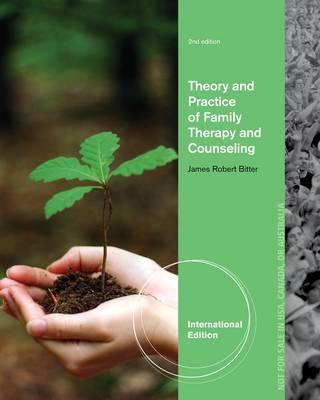 9781133312543 - Ise Theory & Practice Of Family Thearpy & Counseling