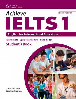 9781133313199 - Achieve IELTS 1: English for International Education