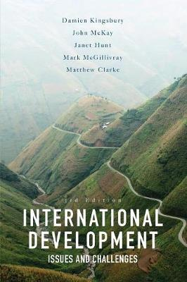 9781137429407 - International Development: Issues and Challenges