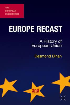 9781137436443 - Europe Recast: A History of European Union