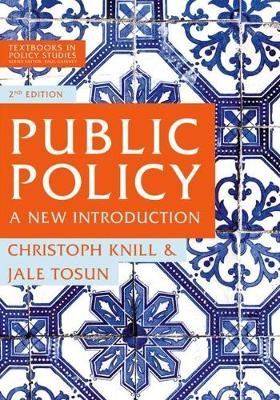 9781137573292 - Public Policy: A New Introduction