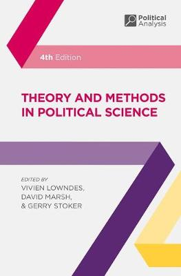 9781137603524 - Theory and Methods in Political Science