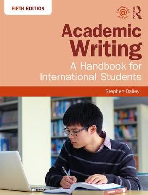 9781138048744 - Academic Writing: A Handbook for International Students