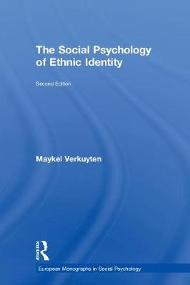 9781138088962 - The Social Psychology of Ethnic Identity
