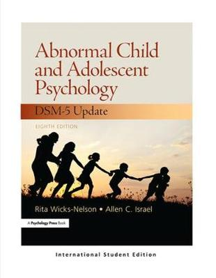 9781138091016 - Abnormal Child and Adolescent Psychology: International Student Edition