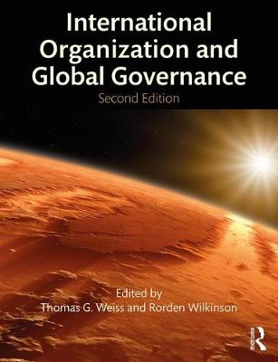 9781138236585 - International Organization and Global Governance