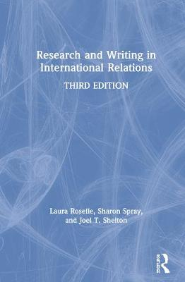 9781138332317 - Research and Writing in International Relations