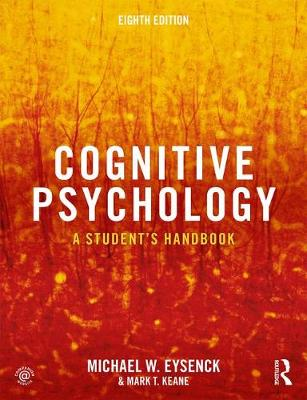 9781138482234 - Cognitive Psychology: A Student's Handbook