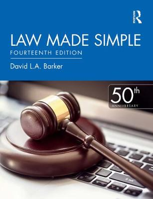 9781138488847 - Law Made Simple