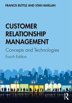 9781138498259 - Customer Relationship Management: Concepts and Technologies