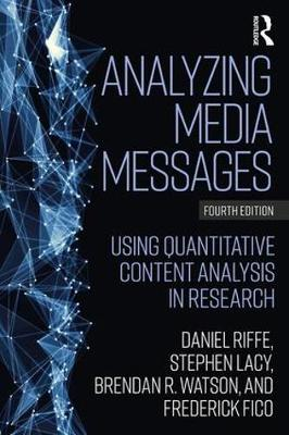 9781138613980 - Analyzing Media Messages: Using Quantitative Content Analysis in Research