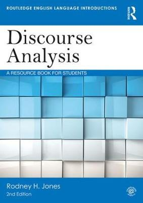 9781138669673 - Discourse Analysis: A Resource Book for Students