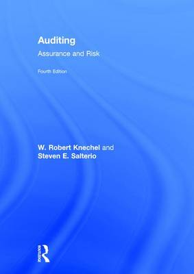 9781138692770 - Auditing: Assurance and Risk