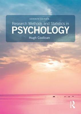9781138708969 - Research Methods and Statistics in Psychology