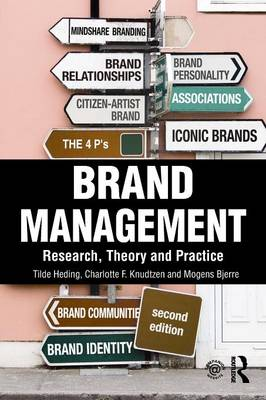 9781138804692 - Brand Management: Research, Theory and Practice