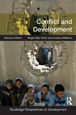 9781138887527 - Conflict and Development