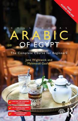 9781138958036 - Colloquial Arabic of Egypt