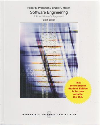 9781259253157 - Software Engineering: A Practitioner's Approach
