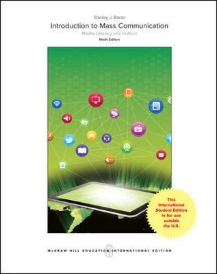 9781259921490 - Introduction To Mass Communication: Media Literacy And Culture