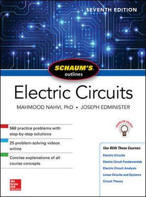 9781260011968 - Schaum's Outline of Electric Circuits