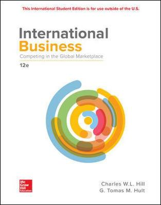 9781260092349 - International Business: Competing in the Global Marketplace