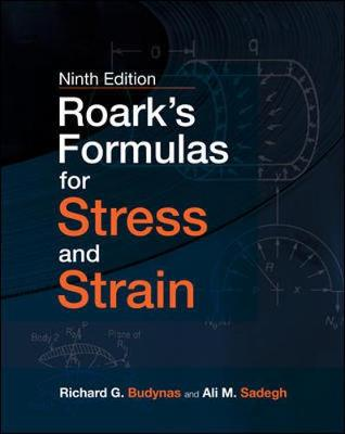 9781260453751 - Roark's Formulas For Stress And Strain