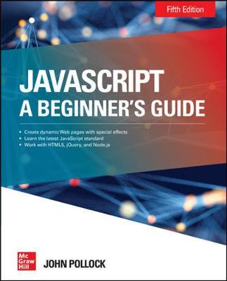 9781260457681 - Javascript: A Beginners Guide