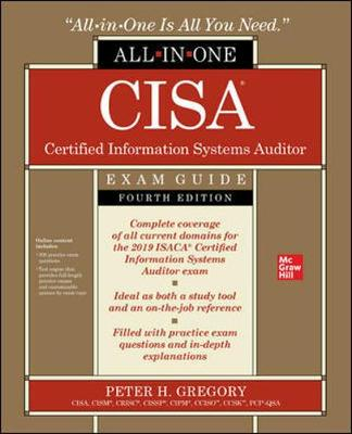 9781260458800 - CISA Certified Information Systems Auditor All-in-One Exam Guide
